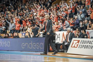 Eric Suris se despide con una carta del Uni Girona
