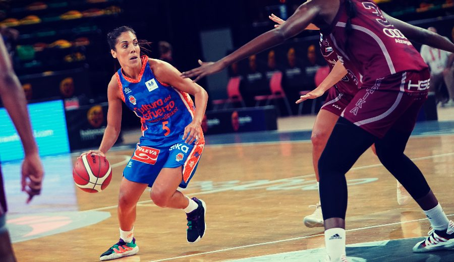 Al ritmo de Cristina Ouviña. El excepcional regreso de la base a la Liga Femenina Endesa