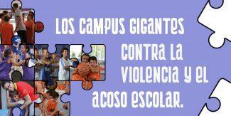 Gigantes, en la lucha contra la violencia escolar, el ciberacoso y el bullying