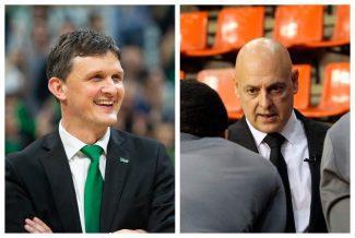 Primer movimiento de la temporada en banquillos de LEB Oro: llega Lluis Riera a Burgos