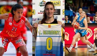 Tiempo de cambios: 3 fichajes otoñales en la Liga Femenina Endesa