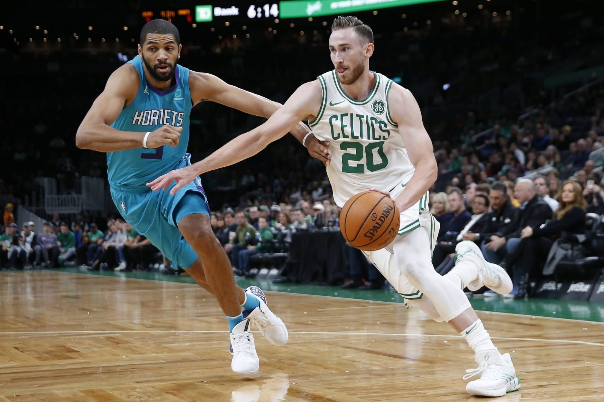 El curioso caso de Batum y la excepción salarial de los Boston Celtics con Hayward
