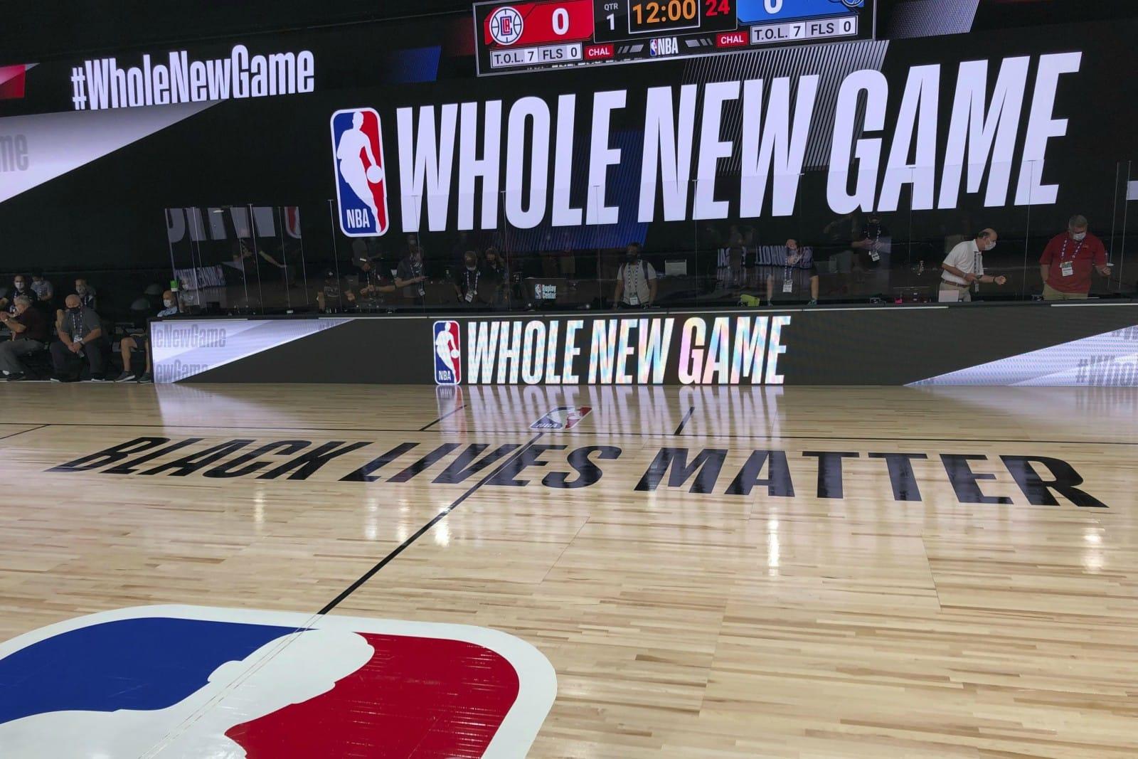 Los protocolos de la NBA para la próxima temporada en caso de positivos en los equipos