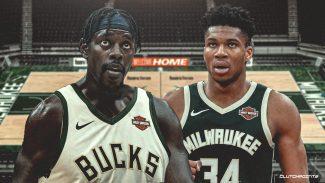 Los Bucks van con todo y consiguen a Jrue Holiday y Bogdanovic. Así queda su plantilla