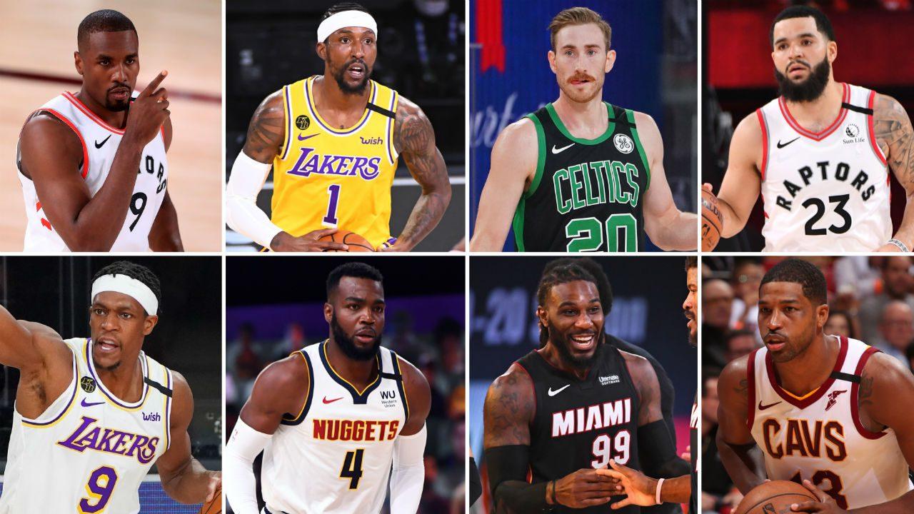 NBA al momento: todo lo que está pasando en la agencia libre