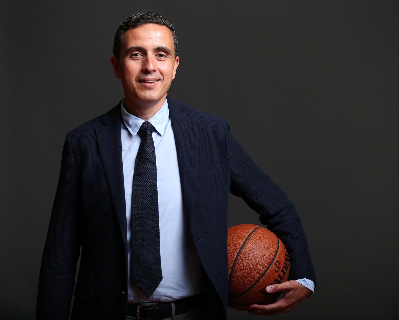 Conociendo a Daniel Medina, el español que lidera los servicios médicos de los Washington Wizards