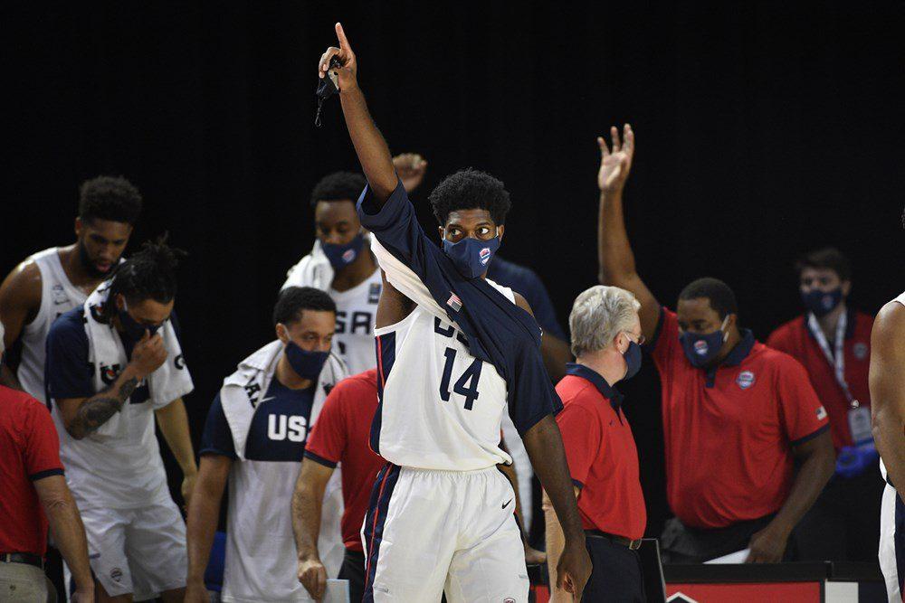 Estados Unidos en las ventanas FIBA: ¿Qué selección ha llevado el Team USA?