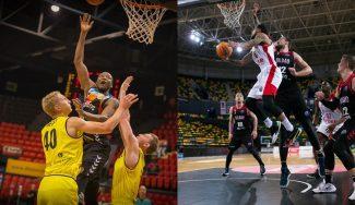 Cruz para Burgos y Bilbao: doble derrota en la jornada de la Basketball Champions League