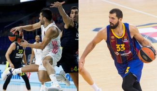 Barça y Real Madrid con paso firme: Vencen en la Euroliga con claridad a Fenerbahçe y Estrella Roja