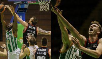 Balvin y Kulboka lideran la segunda victoria de RETAbet Bilbao Basket tras una semana sin entrenos por el positivo de Hakanson