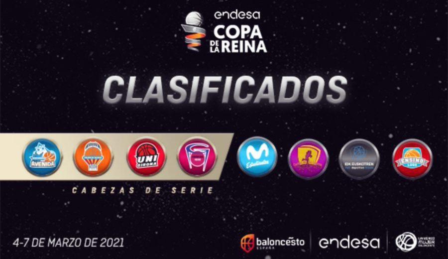 Así queda la Copa de la Reina 2021. De Salamanca a Lugo