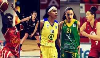 Cinco anotadoras a tener en cuenta en la Liga Femenina Endesa tras la primera vuelta