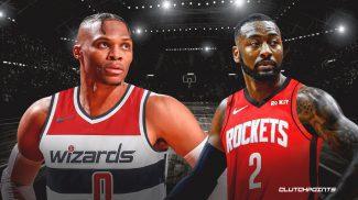 Traspasado: Westbrook se marcha a los Wizards a cambio de John Wall