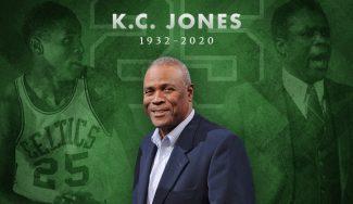 Fallece KC Jones, leyenda de los Boston Celtics y 12 veces campeón de la NBA