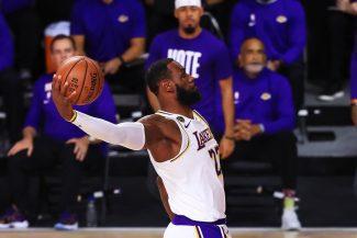 'La leyenda de LeBron James': cómo se gestó el éxito de los Lakers, por Andrés Monje