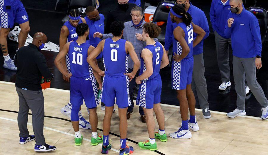 Kentucky iguala las derrotas del año pasado y firma su peor arranque en la NCAA en más de un siglo