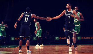 Dulce Navidad de Durant e Irving: exhibiciones y victoria
