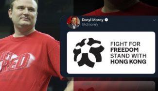 Los últimos 12 meses de Daryl Morey. Del tweet a la preocupación por su seguridad personal y trayectoria NBA