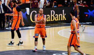 Quino Colom deja el Valencia Basket y jugará la Euroliga con el Estrella Roja