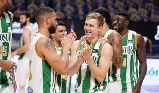 El despertar del Coosur Real Betis: 2 victorias en 48 horas con el debut de los nuevos fichajes