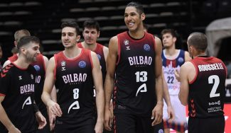 El Bilbao Basket consigue la primera victoria de su historia en la BCL con el mejor partido de Dos Anjos