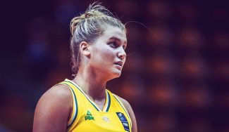 De tal palo tal astilla. Shyla Heal, la gran sensación australiana hija de un exjugador NBA