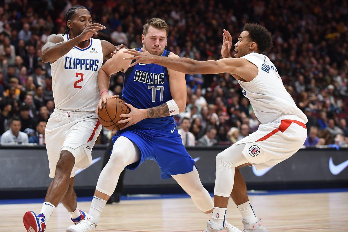 Cómo y dónde ver el Mavericks-Clippers, el gran partido del próximo NBA Sundays