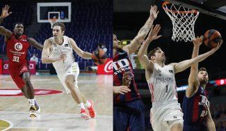 El dulce regreso de Fabien Causeur en su temporada más anotadora con el Real Madrid