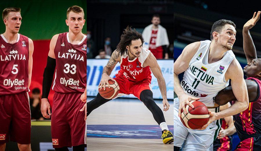 Selecciones en apuros para el Eurobasket: ¿Qué países tienen comprometida su clasificación?
