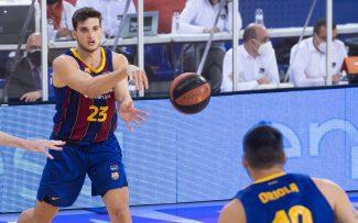 La reflexión de Sergi Martínez sobre los canteranos, el Barça y el cambio vivido