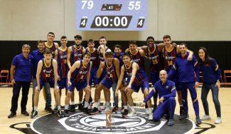 El FC Barcelona se lleva el primer ANGT de la temporada con un sublime Caicedo
