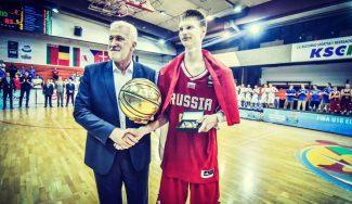 El caso de Pavel Savkov: convocado por Rusia jugando en el Juaristi ISB de LEB Plata