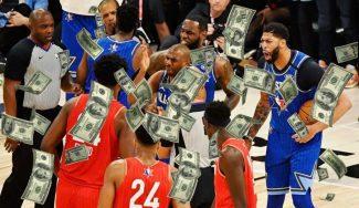 La lista de jugadores que podrían ver elevado su sueldo en la NBA si son elegidos para el All-Star