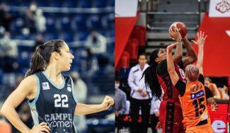 De Palermo a lo más alto. El salto de Laia Flores y Markeisha Gatling en la Liga Femenina