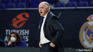Laso, tras la derrota en Euroliga: «Hemos hecho un mal partido. Tenemos que pasar página»