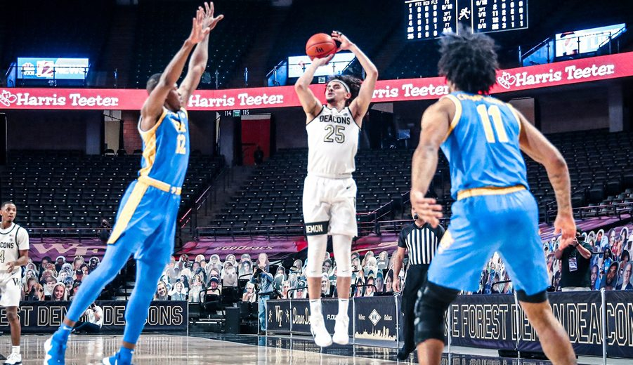 Ismael Massoud brilla en la NCAA con 31 puntos y 8 triples. El vídeo de su exhibición (Vídeo)