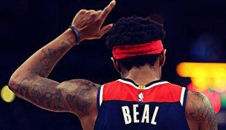 El gafe de Bradley Beal y sus partidos con más de 40 puntos. Su curioso caso con solo un precedente…