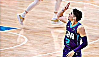 Lamelo Ball hace historia: El jugador más joven en firmar un triple-doble en la NBA