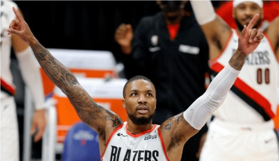 Histórico Damian Lillard: Un partido sin precedentes en la NBA