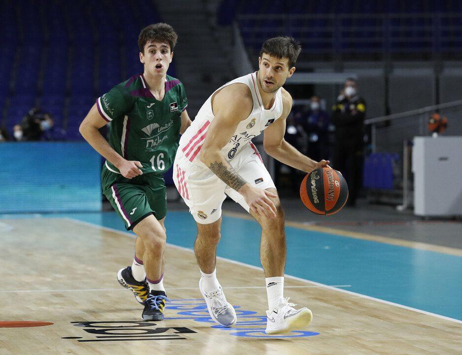 El Real Madrid anuncia el positivo de Laprovittola; Maccabi suspende su partido de hoy