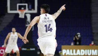 Deck lidera al Madrid y firma su mejor partido de la temporada en la Euroliga