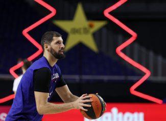 Nikola Mirotic anuncia su regreso a los entrenamientos y emite un comunicado de agradecimiento