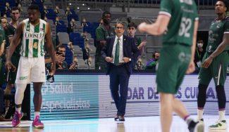 Luis Casimiro deja de ser entrenador del Unicaja de Málaga. Así se ha anunciado su salida