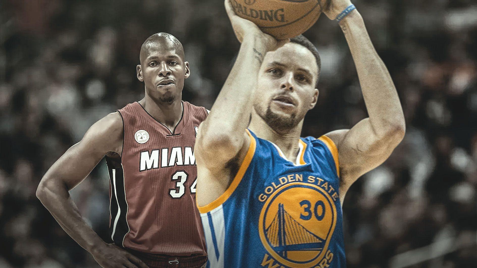 Curry supera a Reggie Miller en el ranking histórico de triplistas de la NBA. Esta es la lista completa