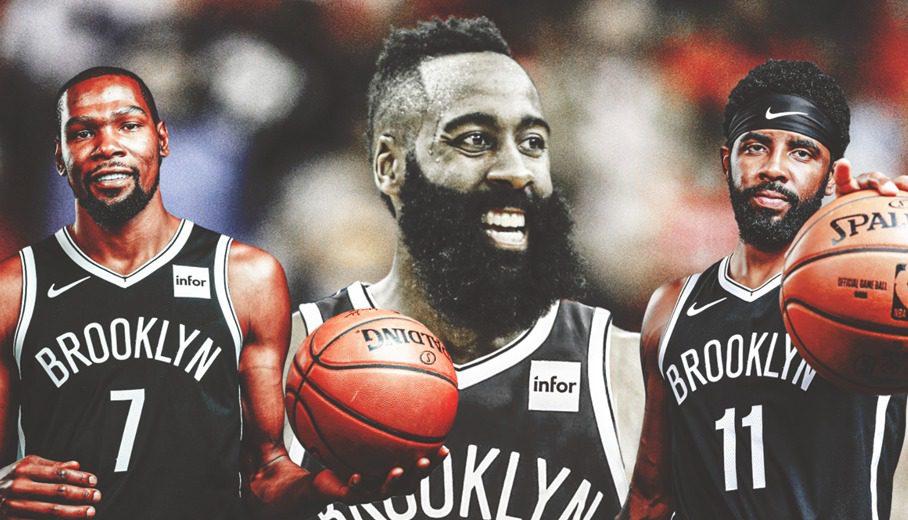 ¡Traspaso cerrado! James Harden jugará en los Brooklyn Nets
