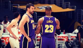 Marc Gasol al habla: Lebron, Davis, Kobe Bryant, los Lakers…