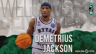 El Joventut ficha a Demetrius Jackson para reforzar su juego exterior (Vídeo)
