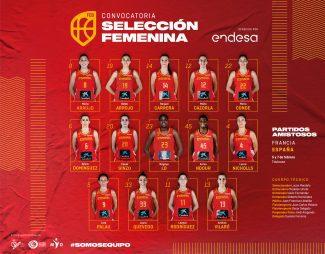 Convocatoria de la selección femenina: estas son las 14 jugadoras para la concentración de febrero
