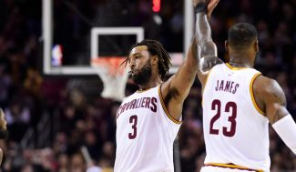 La anécdota de Derrick Williams sobre el conocimiento del juego de LeBron James