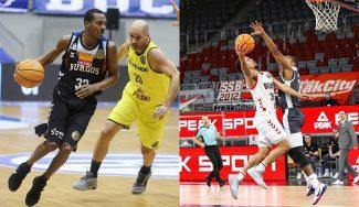 Cara y cruz para Hereda San Pablo Burgos y RETAbet Bilbao Basket en la BCL